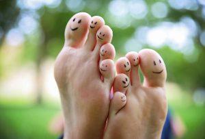 Smiling feet hamilton