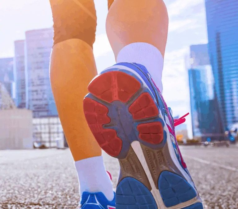 Understanding Your Running Show Feet In Motion